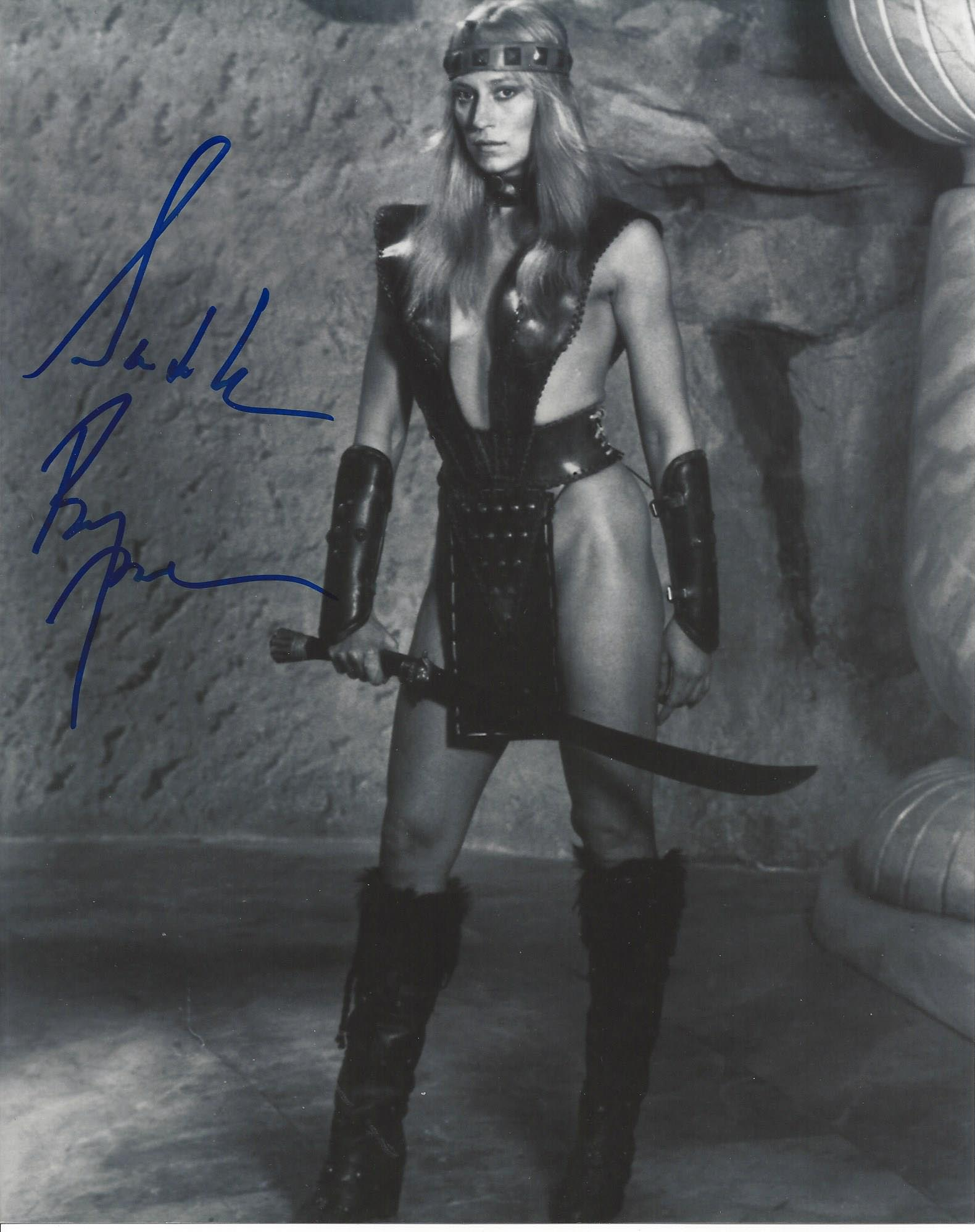 Sandahl Bergman Pit fighter photo Better Image Sandahl5